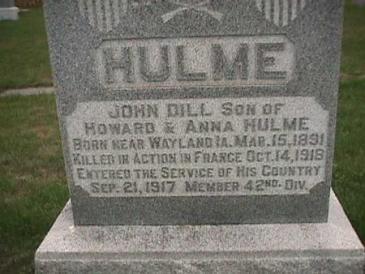 1918hulme_johndill_tombstone