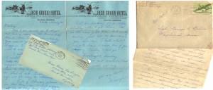 1945DixieGeorgeloveletters