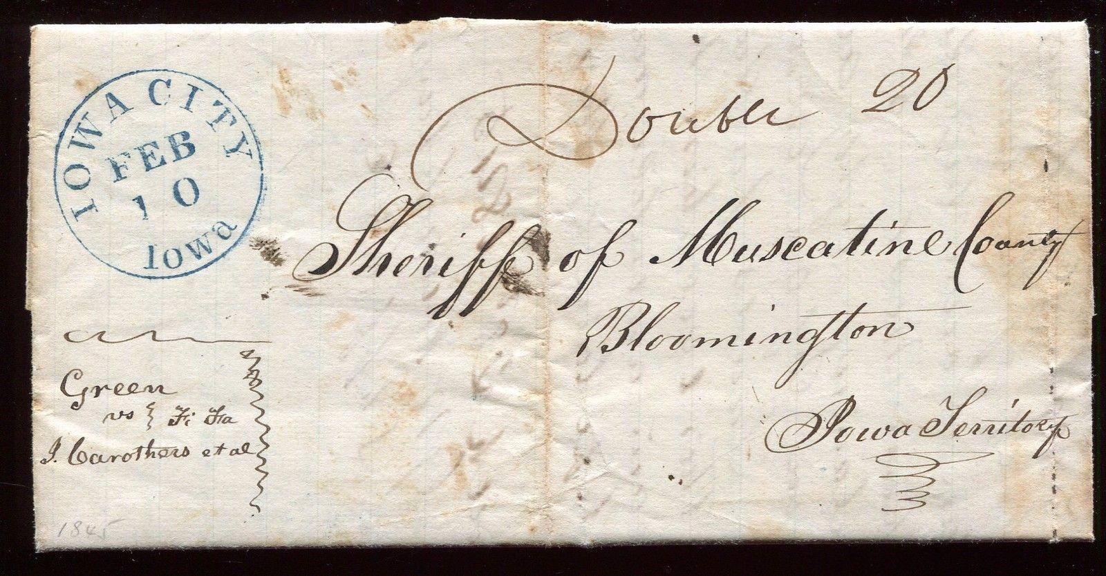 1845lettera