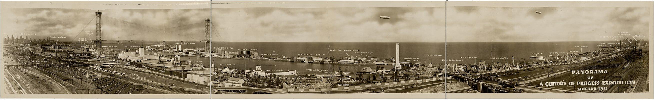 1933 Worlds Fair