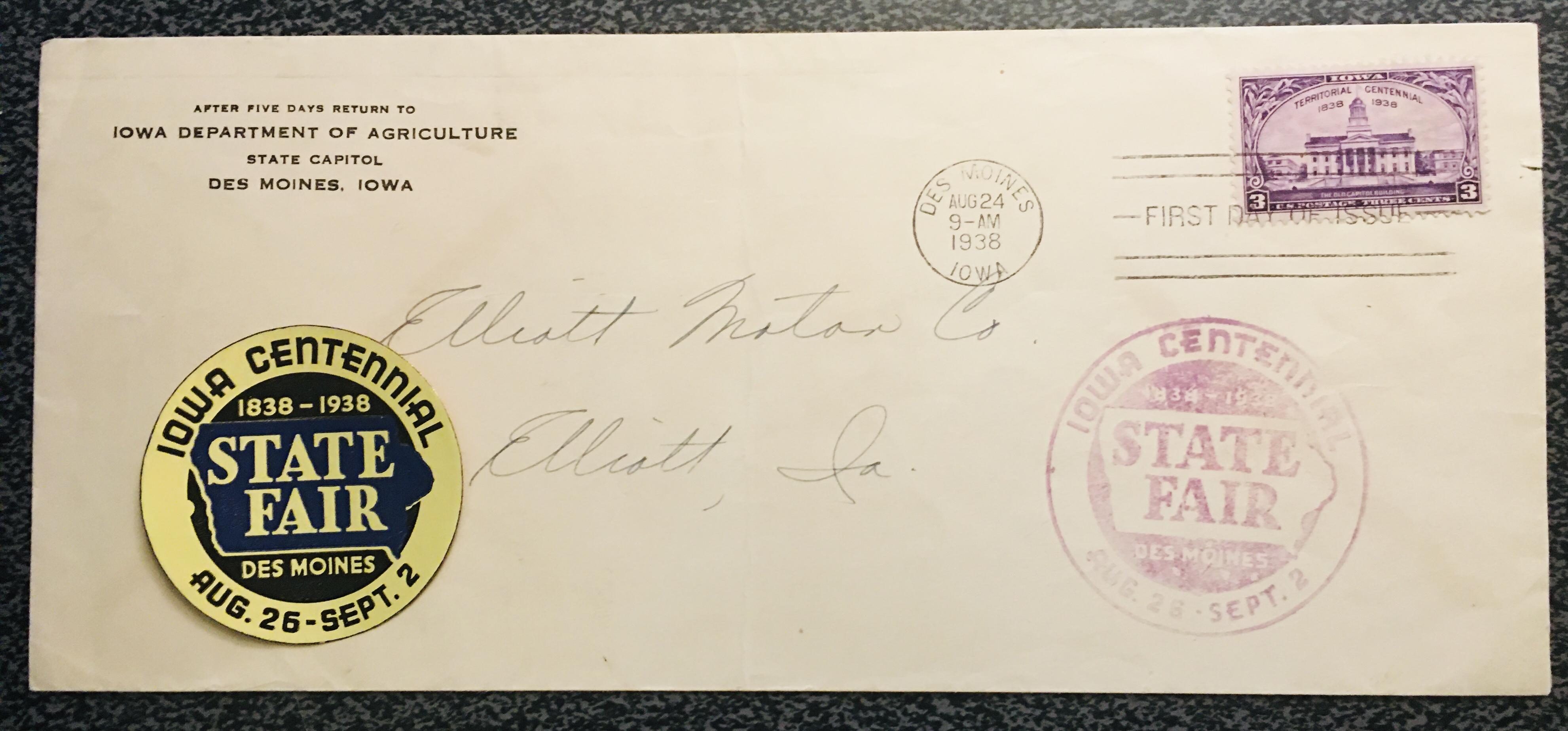 1938StFairFDC
