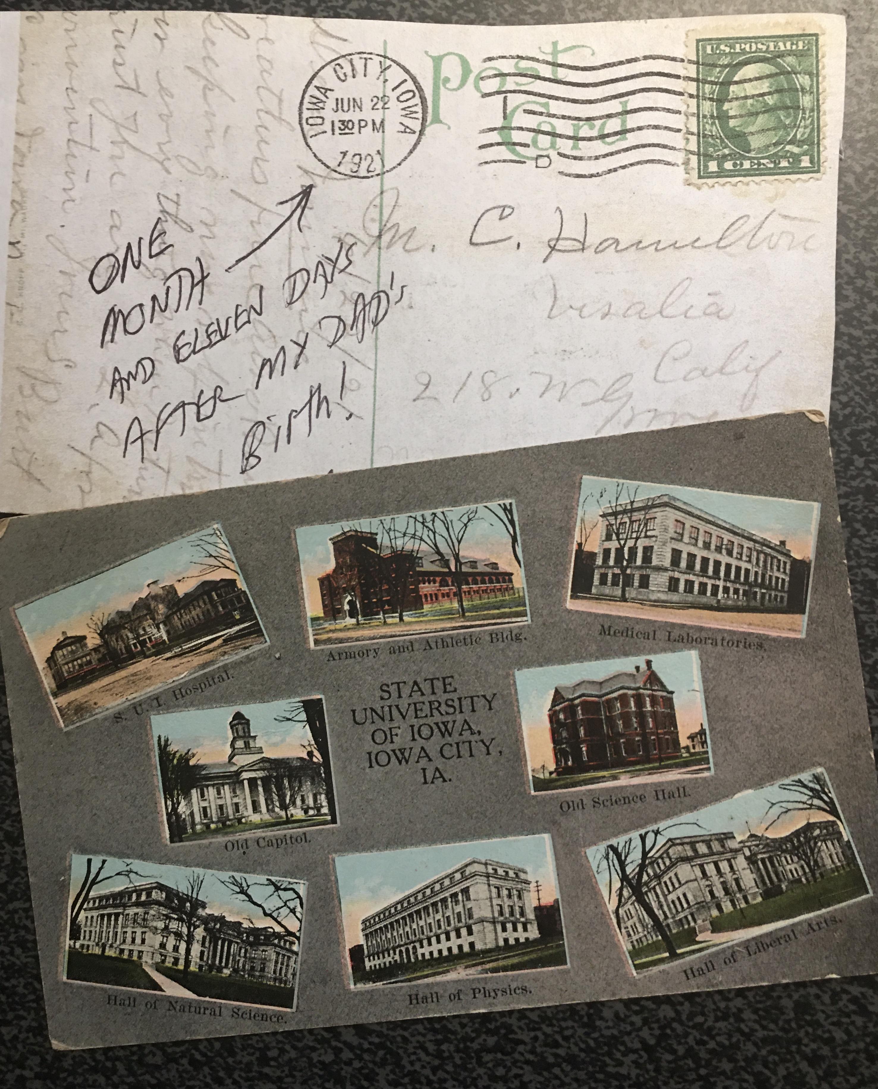 405-1921Postcard