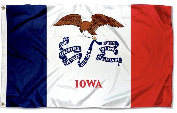 state_of_iowa_flag