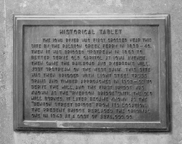 1948-benton-street-bridge-in-iowa-city-historical-tablet-located-on-the-northwest-abutment-looking-north-northeast