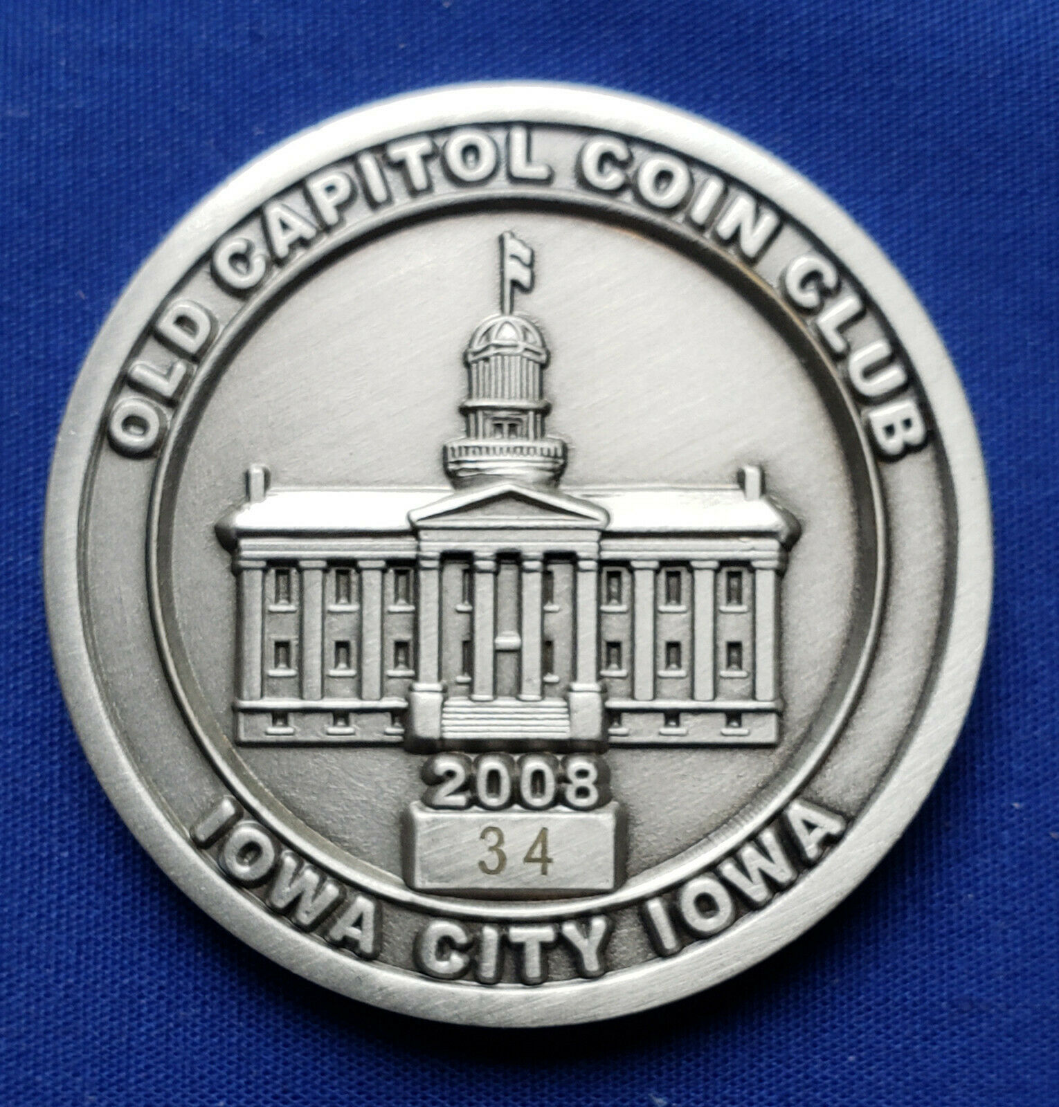 2008OldCapitolCoin