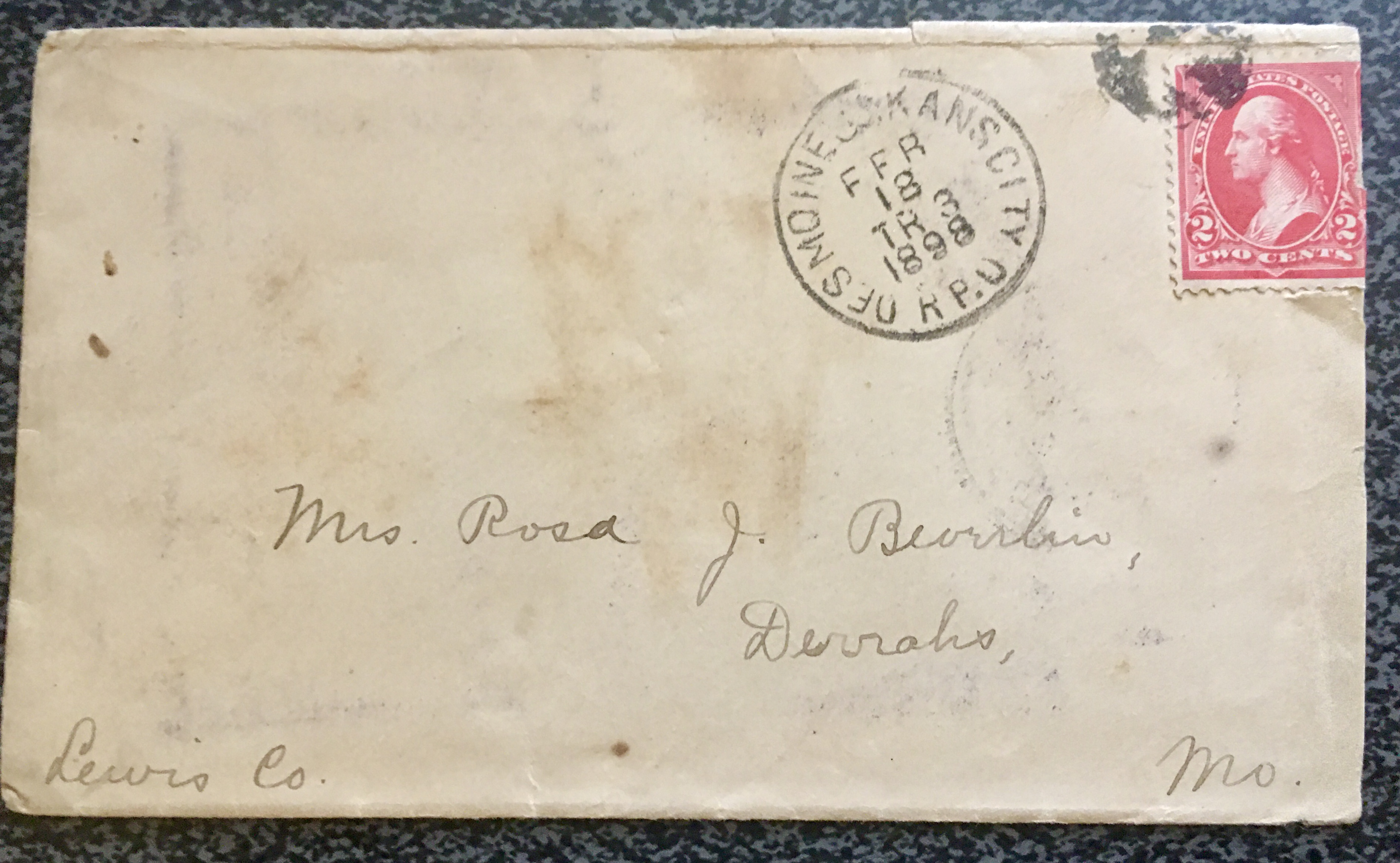 266-1898 DM-KC-RPO