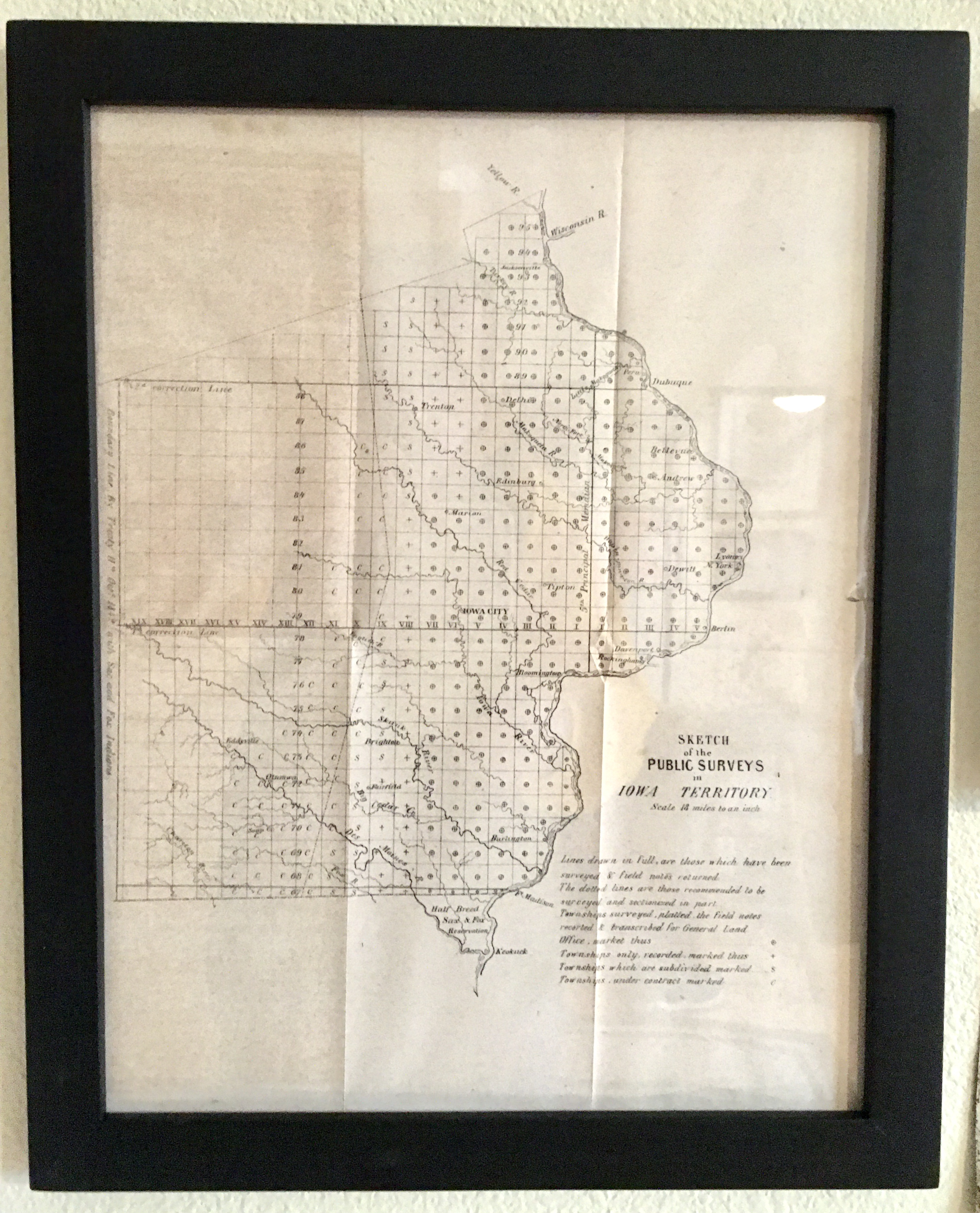 1845-IowaLandMap