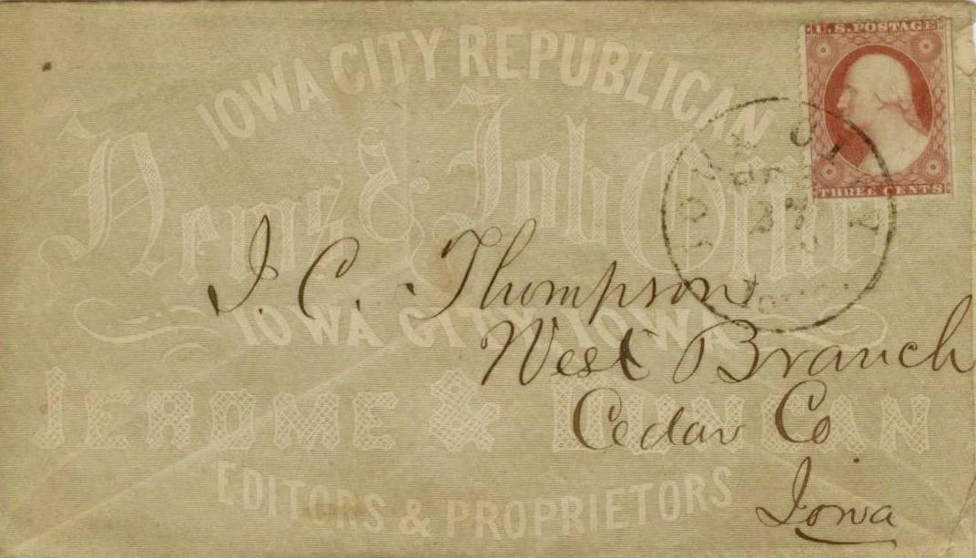 1859-IowaCityRepublicanCover