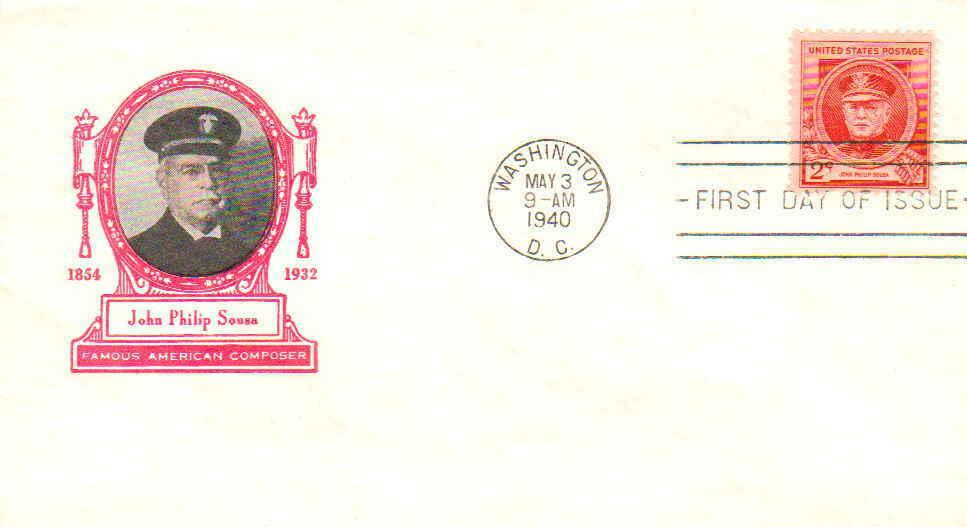 1940-880 SousaFDC