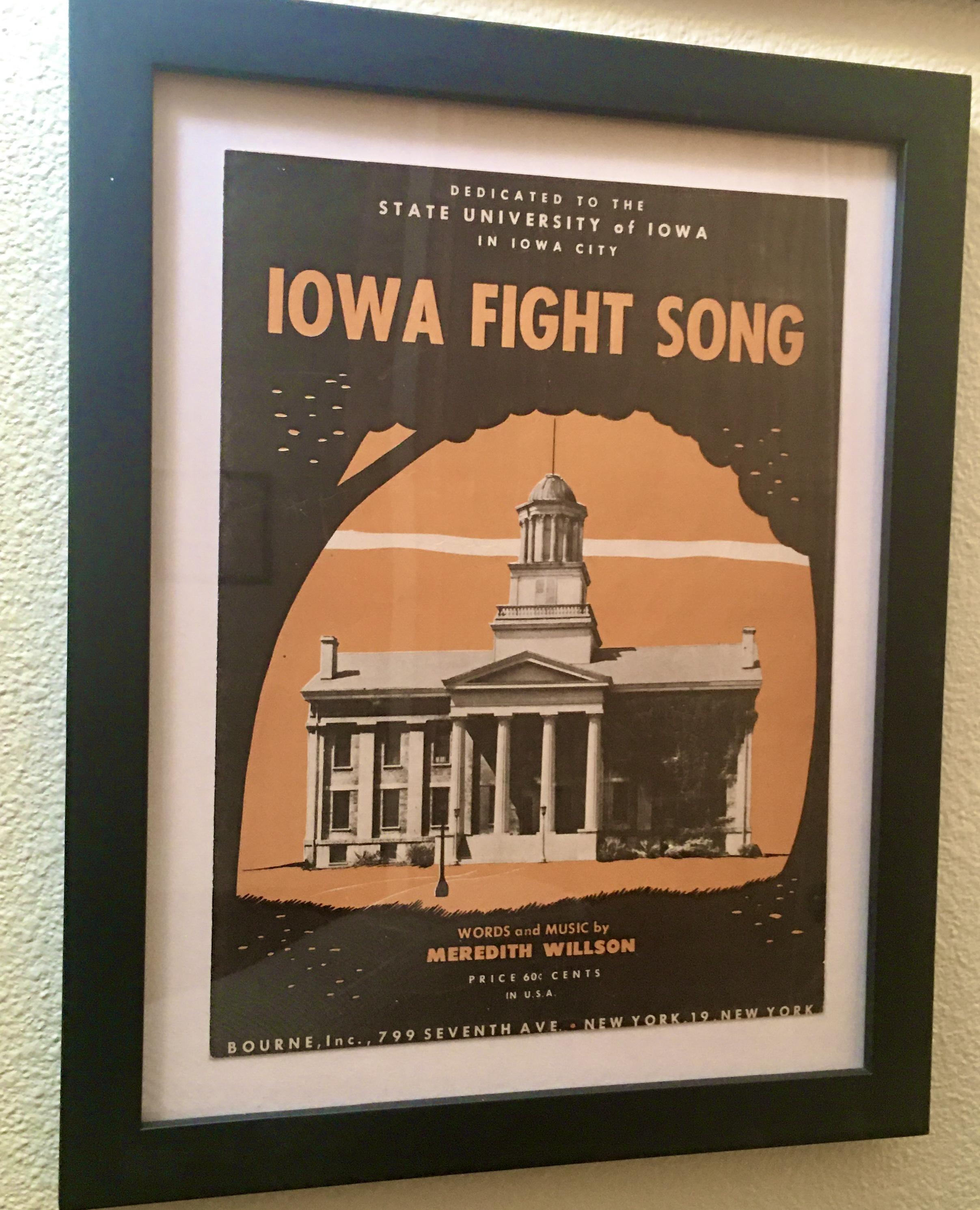 1951-IowaFightSong