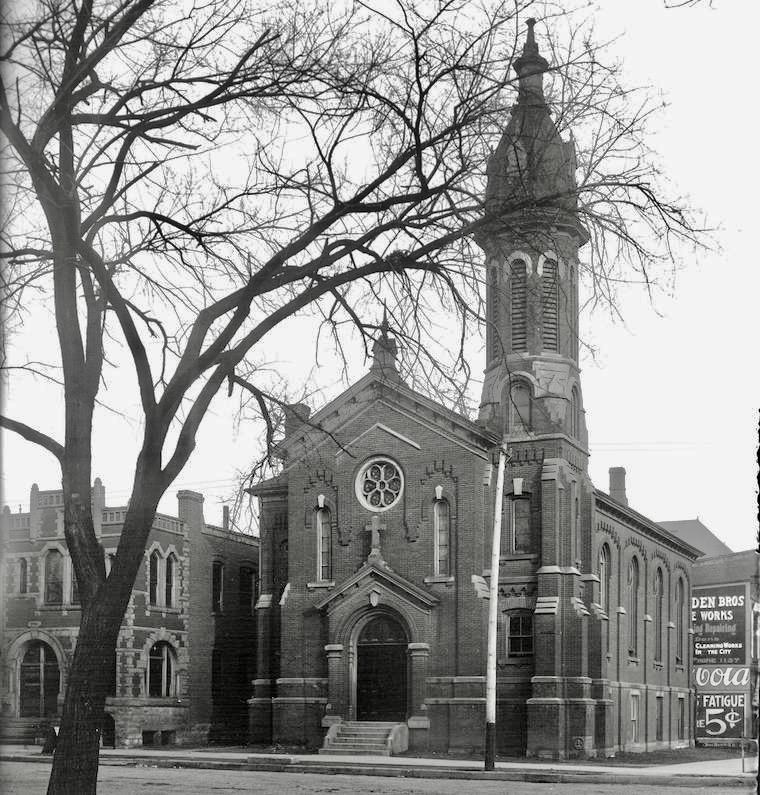 Unity_Hall_The_University_of_Iowa_1900s
